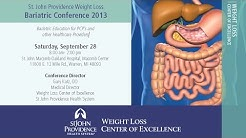 St. John Providence Weight Loss Bariatric Conference