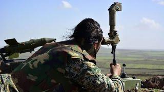 مراسلنا: الجبهة الجنوبية في درعا تشن هجوما عنيفا على داعش
