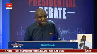 My Govt. Will Put A Stop To The Corruption In The Military - Moghalu
