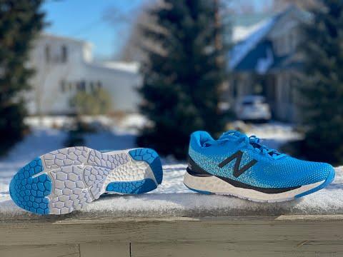 New Balance Fresh Foam 880v10 1st Run Impressions, Shoe Details, And Some Comparisons