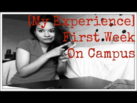 [My Experience] First Week On Campus UNLV