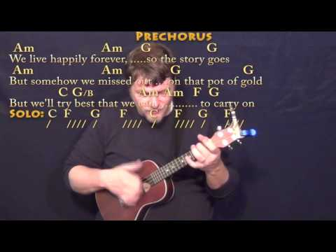 Come Sail Away (Styx) Ukulele Cover Lesson With Chords/Lyrics