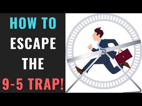 The 4 Paths to Retirement And Financial Independence | How to Escape the Rat Race