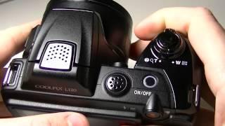 Nikon Coolpix L120 Review