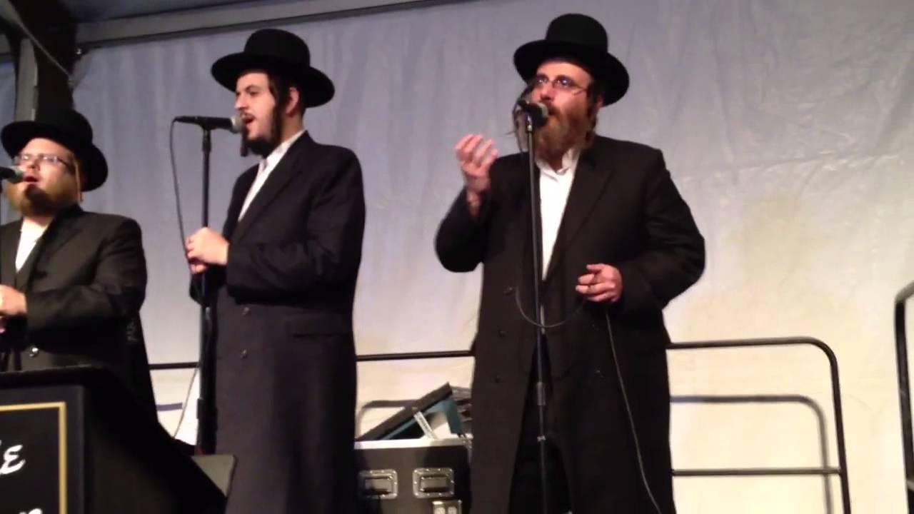 Shlomie Friedman Productions Isaac Honig singing Hapoires