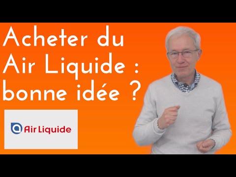 Faut-il acheter du Air Liquide au cours actuel ?