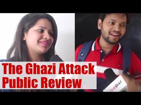 The Ghazi Attack Public Review | Rana Daggubati | Taapsee Pannu | FilmiBeat