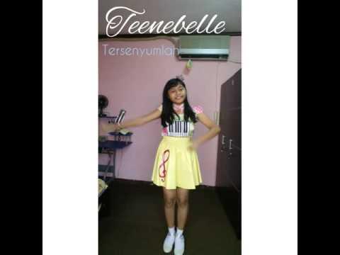 Teenebelle - Tersenyumlah (Dance Cover) By Lisa Melani