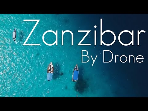 Drone video of Zanzibar, Tanzania  - By Featured Creator Fabian Zierhut