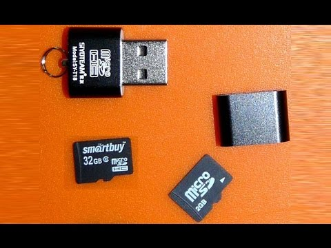 Mini Sd Kartenleser.Mini Usb Micro Sd Card Reader Review