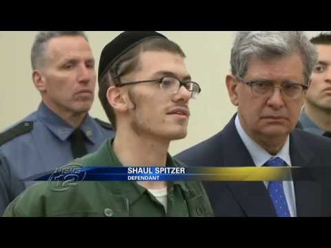 New Square Firebomber Shaul Spitzer to be Released From Prison