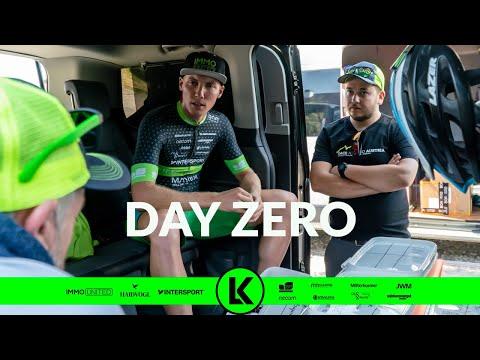 Lukas Kaufmann - Vorbereitungen für das Race Around Austria abgeschlossen