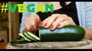 Eingelegte ZUCCHINI Rezept | ANTIPASTI SELBER MACHEN | #Vegan