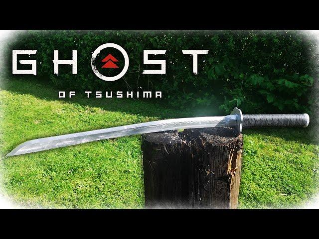 Casting Ghost Of Tsushima Katana - Sakai Clan