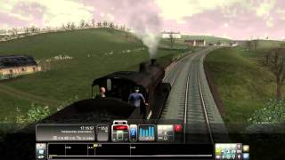 RailWorks 3 PC Gameplay- Train Simulator Deluxe 2012  HD