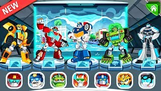 - Transformers Rescue Bots Disaster Dash Hero Run Rescue Bots Special Missions By Budge 1