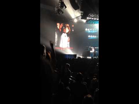 Jay z concert sweet