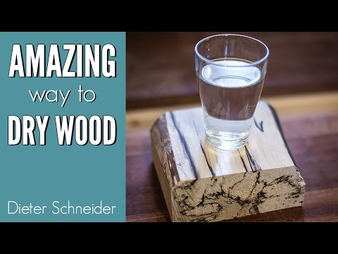 Can You Dry Wood in Kitty Litter?