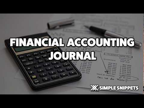 Journal Entries In Accounting With Examples