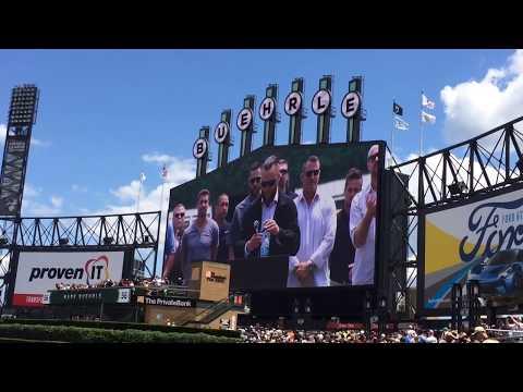 Mark Buehrle Day-Speech