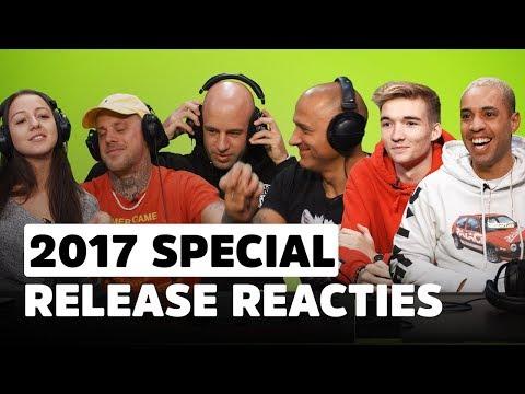 Wie is DE rapper van 2017: Lil Kleine of Boef? | Release Reacties 2017 SPECIAL