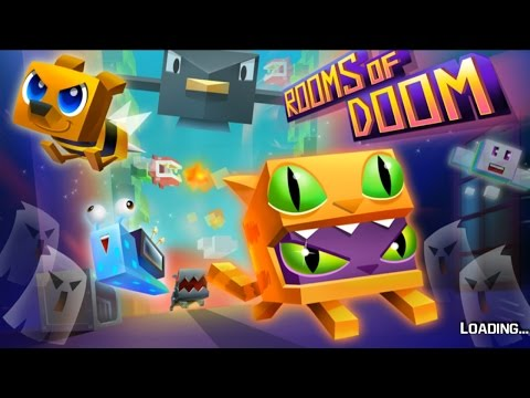 Rooms Of Doom - Android Gameplay