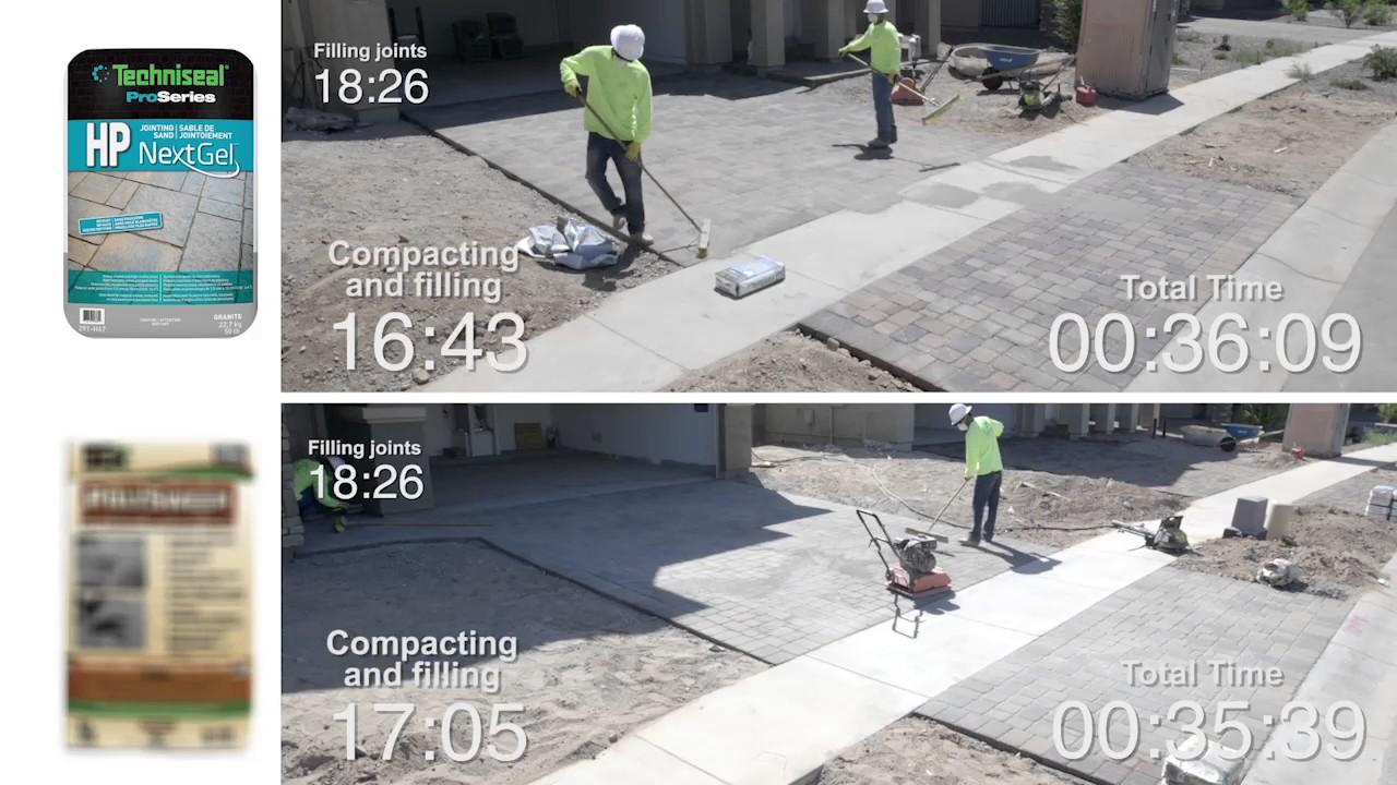 Comparison Test Hp Nextgel Timelapse Experiment Youtube