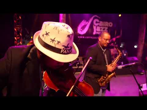 Blues Over Andalus   Pan   African Jazz Project   Cairo Jazz Festival