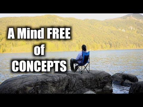 A Mind Free Of Concepts