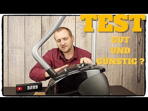 🔴guter-preiswerter-staubsauger-von-siemens-im-test-/-review