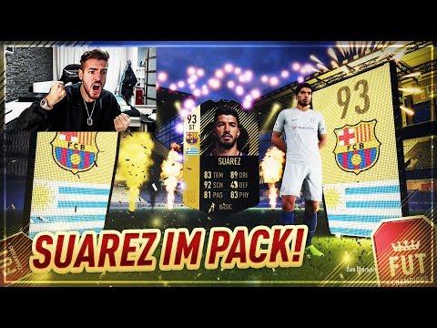 ICH HABE INFORM SUAREZ GEZOGEN 💎🤑😍 FIFA 18 FUT Champions Pack Opening 😱 Wakez