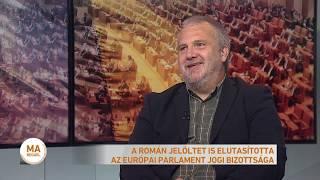 A román jelöltet is elutasította az Európai Parlament jogi bizottsága