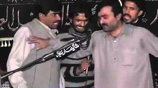 """Zakir Qazi Waseem Abbas """" New Qasida """" 2014 """""""
