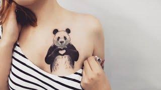 35 Absolutely Cute Panda Tattoo Ideas