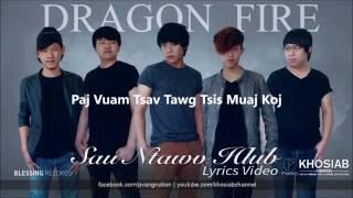 Paj Vuam Tsav Tawg Tsis Muaj Koj- Yujin Thao Lyrics