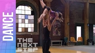 "Riley & James ""Hurricane"" Duet - The Next Step Extended Dances"