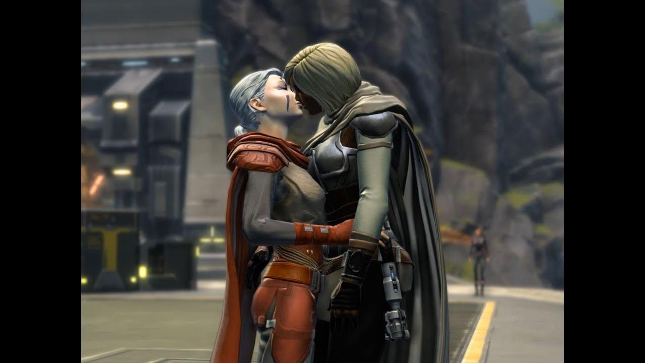 Swtor Female Jedi Consular - Nadia Grell Return And -8844
