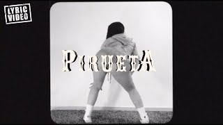 Dimelo Flow - Pirueta ft. Arcangel, Chencho Corleone, Myke Towers, Wisin y Yandel (Lyric Video)