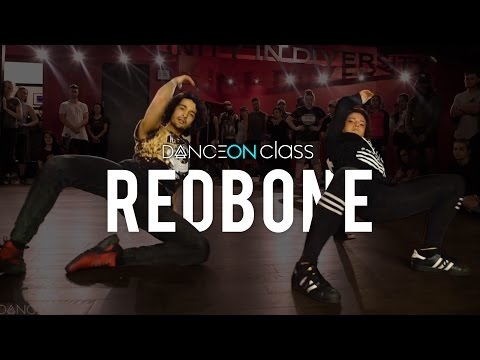 Childish Gambino  - Redbone  Alexander Chung & Jade Chynoweth Choreography  DanceOn Class