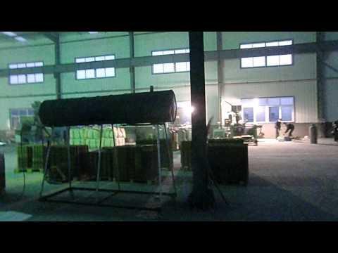Han's Factory near Qingdao, China