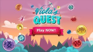 Viola's Quest - Marble Blast