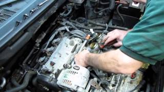 Coolant Hoses & Thermostat Replacement On Freelander
