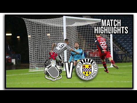 Queens Park St Mirren Goals And Highlights
