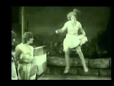 "Janet Gaynor 1929 dancing to James Brown's ""Living in America'"