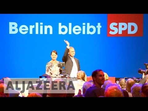 Angela Merkel's party suffers major loss in Berlin election