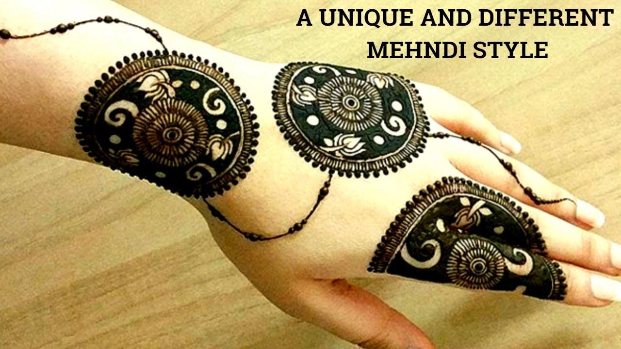 Most Beautiful Attractive 2018 Mehndi Design Latest 2018 Mehndi