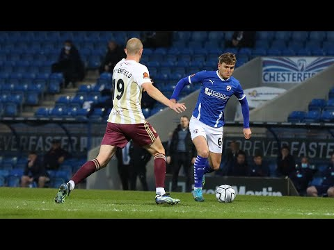 Chesterfield Halifax Goals And Highlights