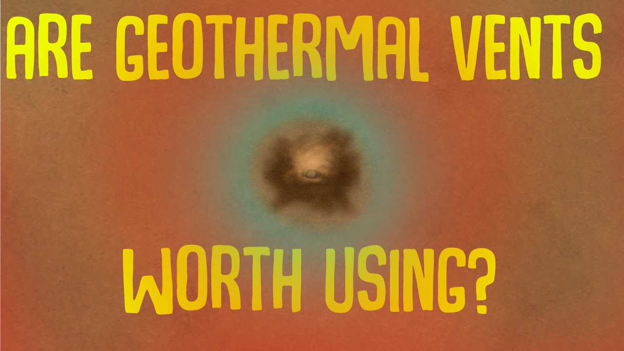 Should You Use Geothermal Vents on Ice Sheets? Rimworld Guide