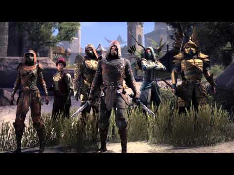 [Media] The Elder Scrolls Online: Thieves Guild – First Look