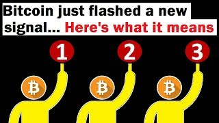 The Last Time Bitcoin Showed This Signal, Here's What Happened Next